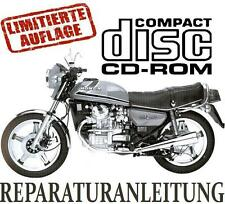 Honda CX 500+650 E/C GL 500+650 silver-wing réparation Instructions _ atelier Manuel