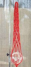 Handmade Macrame Hanger Plants Goldfish Indoor Outdoor Great Gift 6MM Cord Red