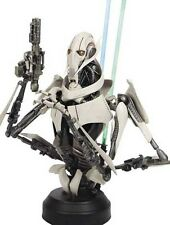 Star Wars GENERAL GRIEVOUS mini bust/statue~Gentle Giant~ROTS~Darth Vader~NIB