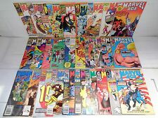 Marvel Age LOT! Includes various issues from #1-118! 29 comic books (b#13558)