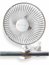 "Air King Non-Oscillating, 6"" Clip On Fan, 120V Voltage - 9145"