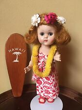 Vintage Vogue BKW Ginny Doll Far Away Lands Hawaii