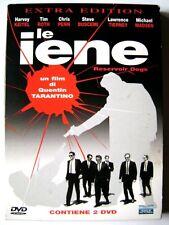 Dvd Le Iene - Extra edition 2 dischi Slipcase di Quentin Tarantino 1992 Usato