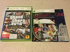 Grand Theft Auto Episodes From Liberty City - Microsoft Xbox 360 Game