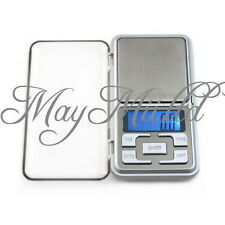 Mini 500g 0.1 Digital Pocket Scales Jewellery Precision Electronic Weight Lab
