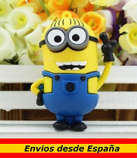 USB MINION 8GB PENDRIVE 2.0 FLASH GRU MI VILLANO FAVORITO