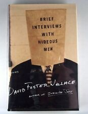 David Foster Wallace: Brief Interviews with Hideous Men: SIGNED 1st HC/DJ