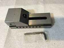 "3"" PRECISION GRINDING TOOLMAKER SCREWLESS VISE"