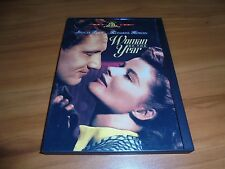 Woman of the Year (DVD, 1997) Spencer Tracy, Katharine Hepburn Used ORG