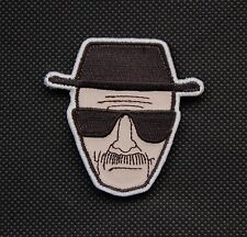 Heisenberg Morale Patch Velcro Breaking Bad Walter White