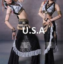 Belly Dance Costume Tribal Dance Wear