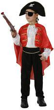 Déguisement capitaine des pirates garçon - 16986 - 5 à 7 ans - Port 0€ - 5 à 7