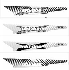 TUNNEL GRAPHICS WRAP SKI DOO BRP REV XP XM XR XS  Z summit 120 137 146 154 163 g