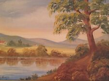 Kim Aerts Original Signed Oil Framed Highly Listed Priced to Sell
