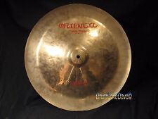 "18"" ZILDJIAN SOUND EFFECTS ORIENTAL CHINA TRASH CYMBAL, 1332 grams, DEMO VIDEO!"