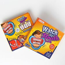 Watch Your Mouth Board Game Party Watch ya' Mouth Hot Funny Family Game NEW