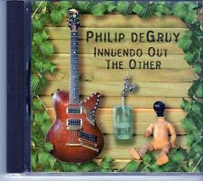 (EI672) Philip DeGruy, Innuendo Out The Other - 1995 CD