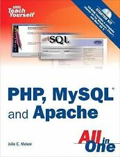 Sams Teach Yourself PHP, MySQL and Apache All in One (3rd Edition) (Sa-ExLibrary