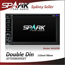 DOUBLE DIN Navigation Multimedia System with GPS DVD IPOD BLUETOOTH RADIO