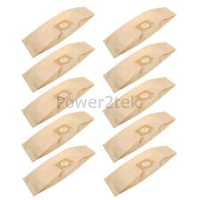 10 x ZR80 Dust Bags for Quigg NTS1000 Vacuum Cleaner