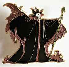 DISNEY SHOPPING VILLAIN SERIES MALEFICENT SLEEPING BEAUTY PIN LE 500