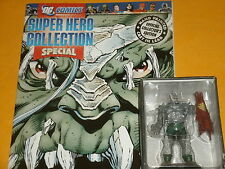 Doomsday.special DC COMICS EAGLEMOSS COLLECTION l'alba di giustizia SUPERMAN SCACCHI