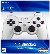 Brand New Ps3 Wireless Controller for SONY Playstation 3 - Classic White