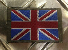 Genuine British Forces / Army Union Jack Flag Shoulder Patch / Badges X 2 - NEW