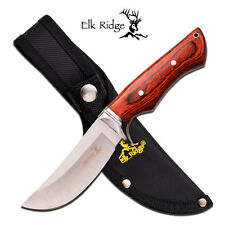 KNIFE COLTELLO DA CACCIA ELK RIDGE PRO 545BW PESCA HUNTING SURVIVOR SURVIVAL