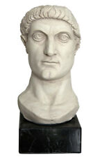 Constantine the Great Bust Head Sculpture Roman Emperor Replica Reproduction