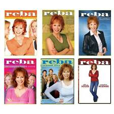 Reba The Complete Series Seasons 1-6(DVD,15 Discs,6 Sets)NEW Season 1 2 3 4 5 6