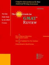 The Official Guide for GMAT Review by Educational Testing Service Staff...