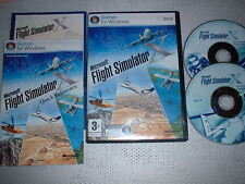 ✈️ FSX MICROSOFT FLIGHT SIMULATOR X FSX STANDARD EDITION ~ PC GAME VERY GOOD
