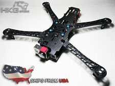 TBS Style Reptile 500mm Full CF Quadcopter Multicopter Frame Kit for FPV