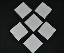 SOLID WHITE 5 INCH KIT  5 Inch Quilt Squares (40)