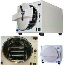 Dental Lab Equipment 18L Medical Steam Pressure Sterilizer Autoclave sterization