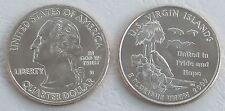 USA State Quarter 2009 Amerikanische Jungferninseln D unz.