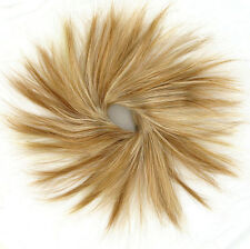 Hair Extension Scrunchie blond blond copper wick clear ref: 21 f27613 peruk