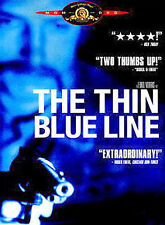 The Thin Blue Line (DVD, 2005) oop