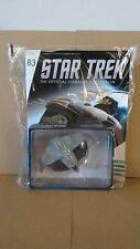 *#83 STAR TREK STARSHIPS COLLECTION BAJORAN ASSAULT VESSEL ENTERPRISE WARS