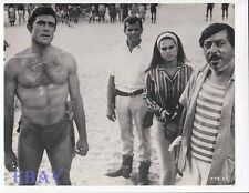 Mike Henry barechested VINTAGE Photo Tarzan And The Jungle Boy