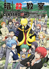 Assassination Classroom (Season 1+2)DVD (Eps : 1 to 47 end) with English Dubbed