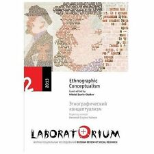 Laboratorium, Russian Review of Social Research : 2/2013: Ethnographic...