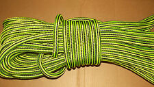 "5/8"" x 120' Double Braid Rope, Arborist Bull Rope, Rigging Line, Hoist Line, NEW"