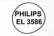 COURROIES PHILIPS EL 3586 EXTRA FORT MAGNETOPHONE A BANDE A BATTERIE EL3586 /15