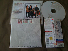 IMPELLITTERI / eye of the hurricane /JAPAN LTD CD OBI