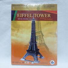 EIFEL TOWER PARIS FRANCE 3D Puzzle THE WORLD'S GRAT ARCHITECTURE Educational toy