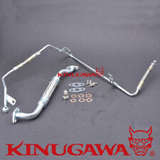 Turbocharger oil Feed & Return Pipe and Gasket Kit VW PASSAT / AUDI A4 1.8T