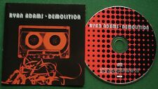 Ryan Adams Demolition inc Hallelujah & Dear Chicago + CD