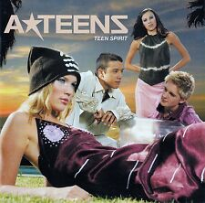A*TEENS : TEEN SPIRIT / CD (STOCKHOLM RECORDS 013 401-2) - TOP-ZUSTAND